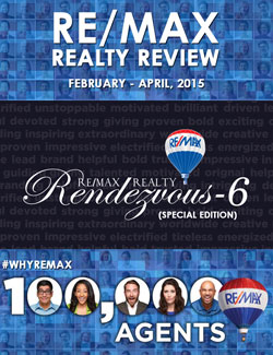 RE/MAX Realty Review February - April 2015