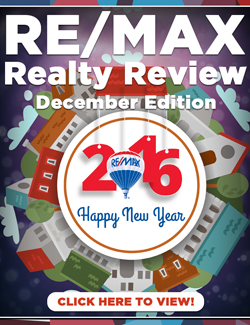 RE/MAX Realty Review - December 2015