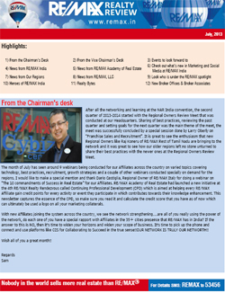 RE/MAX Realty Review - July 2013