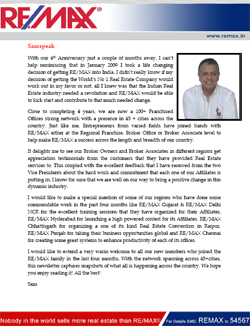 RE/MAX Realty Review July - October 2012
