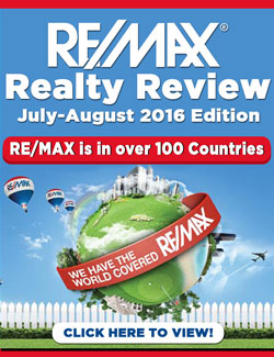 RE/MAX Realty Review July-August 2016
