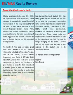 RE/MAX Realty Review - June 2014