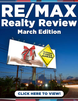 RE/MAX Realty Review - March 2016