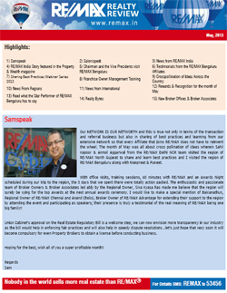 RE/MAX Realty Review - May 2013