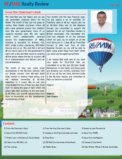 RE/MAX Realty Review - May 2014