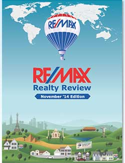 RE/MAX Realty Review - November 2014