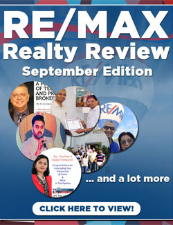 RE/MAX Realty Review - September 2015